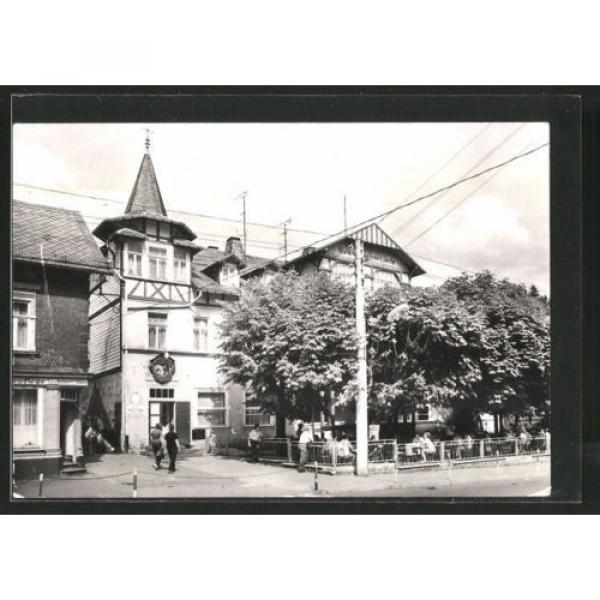 tolle AK Finsterbergen, Volkshaus Hotel zur Linde #1 image