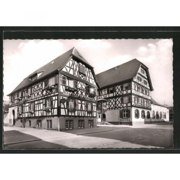 tolle AK Oberkirch, Hotel Obere Linde, Bes. A. Dilger #1 image