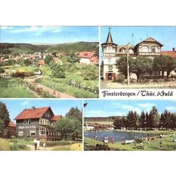 72557286 Finsterbergen Volkshaus zur Linde Cafe Waldschloesschen Schwimmbad Fins #1 image