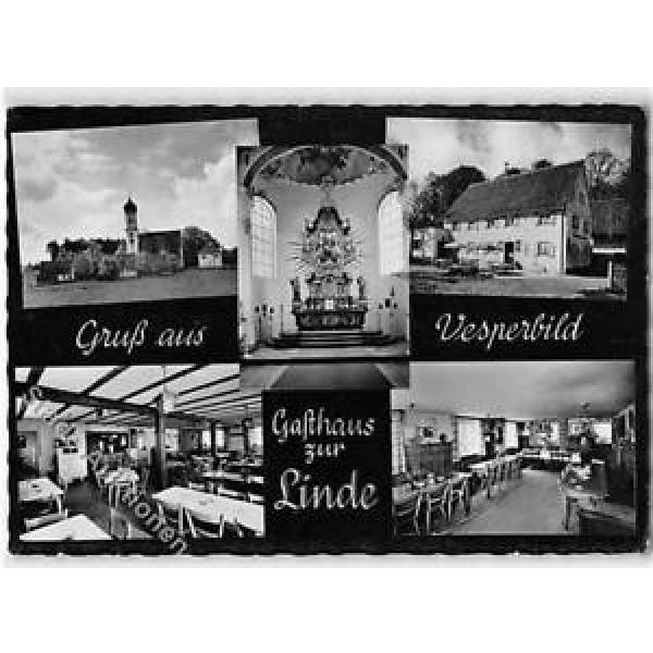 39119145 - Vesperbild. Gasthaus zur Linde ungelaufen  Gute Erhaltung. #1 image