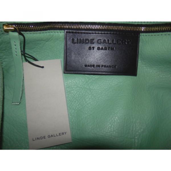 LINDE GALLERY ST BARTH -Corossol L - GRAND SAC CABAS - 100% CUIR de veau-genuine #4 image
