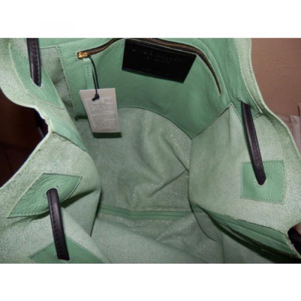 LINDE GALLERY ST BARTH -Corossol L - GRAND SAC CABAS - 100% CUIR de veau-genuine #5 image