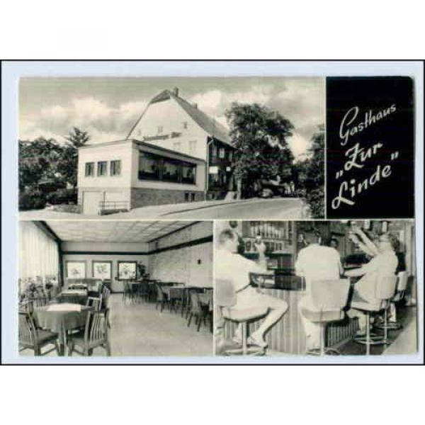 Y219/ Messenkamp Gasthaus Zur Linde Ak ca.1975 #1 image