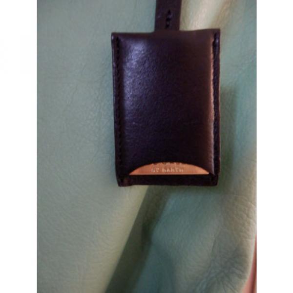 LINDE GALLERY ST BARTH -Corossol L - GRAND SAC CABAS - 100% CUIR de veau-genuine #6 image