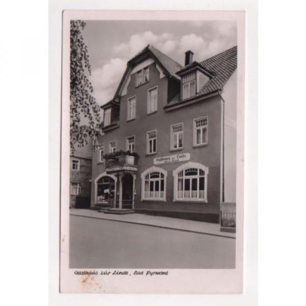 AK Bad Pyrmont Gasthaus Zur Linde #1 image