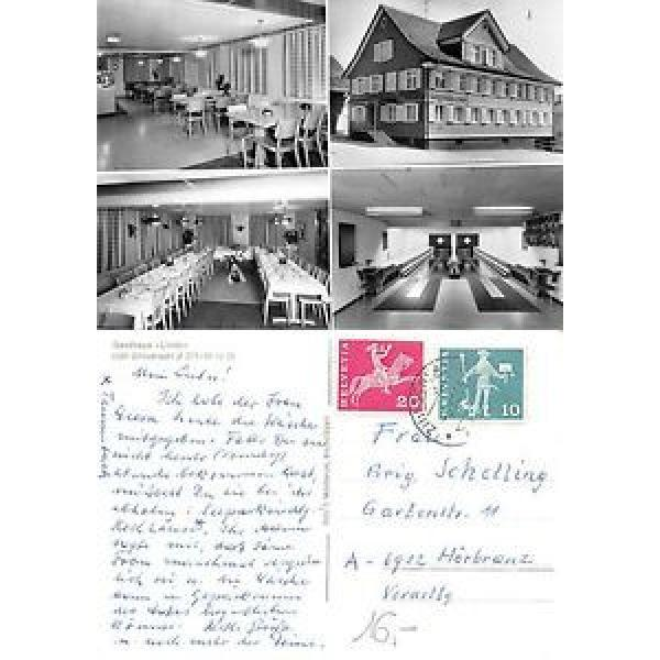 Kt. Thurgau - Zihlschlacht - Gasthaus Linde 4 PANORAMA (A-L 108) #1 image