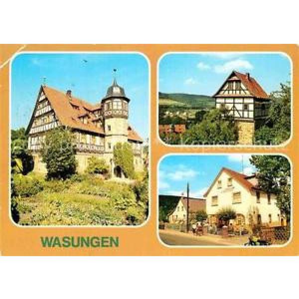 72898385 Wasungen Bibliothek Pfaffenburg Gaststaette zur Linde  Wasungen #1 image