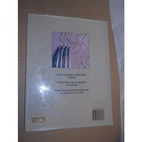 Introduction To Pottery: A Step-By-Step Project Book by Linde Wallner (1995, HC #8 image