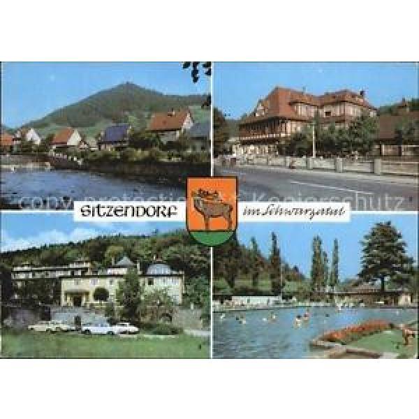 72520824 Sitzendorf Thueringen Schwarza Hotel Bergterrasse Zur Linde Schwimmbad #1 image