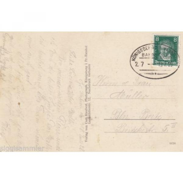 Primorje Gross Kuhren AK 1928 Gast- und Logierhaus zur Linde Russland 1603243 #2 image