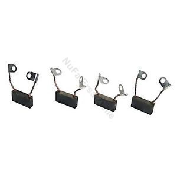 Kohlebürsten für Linde Gabelstapler, Hubwagen, Motoren 19 x 38 x 9,5 mm #1 image