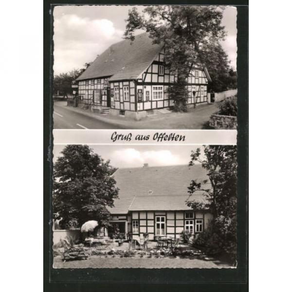tolle AK Offelten, Gasthof zur Linde 1960 #1 image