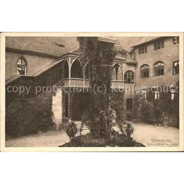 71494111 Nuernberg Schlosshof mit alter Linde Nuernberg #1 image