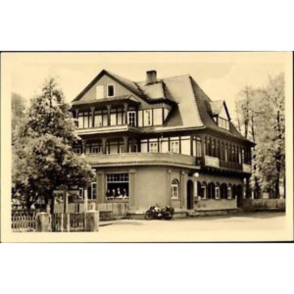Ak Sitzendorf an der Schwarza in Thüringen, HO Hotel Zur Linde - 1584428 #1 image