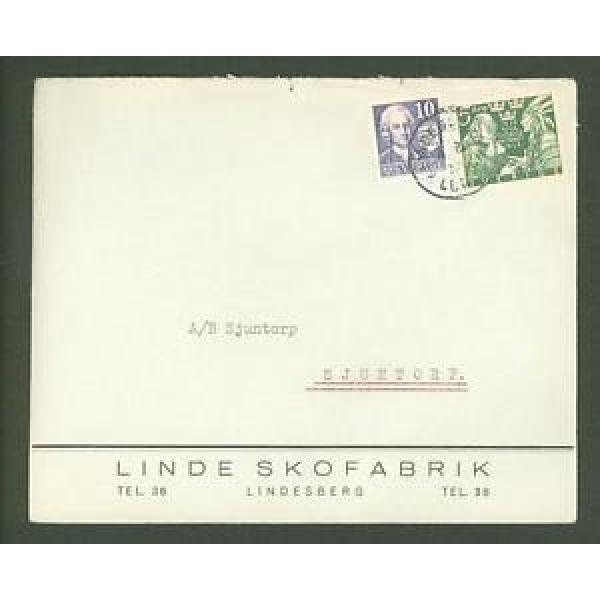 J Cover G13 Sweden old Linde Shoe factory Lindesberg #1 image