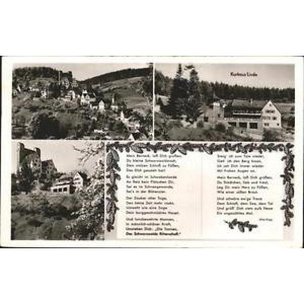 41212953 Berneck Altensteig Kurhaus Linde  Altensteig #1 image