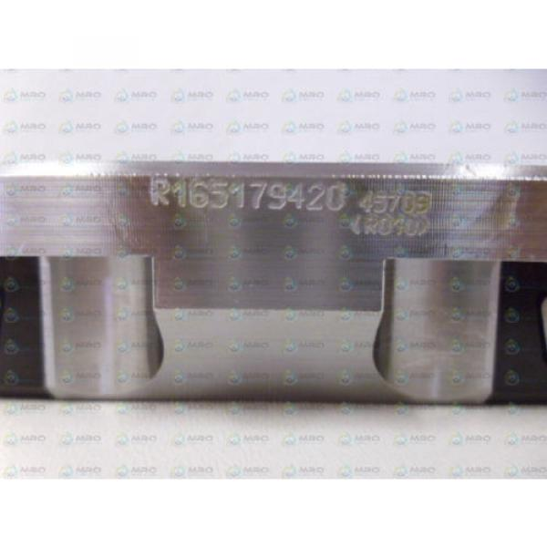 REXROTH R165179420 LINEAR BEARING Origin IN BOX #4 image