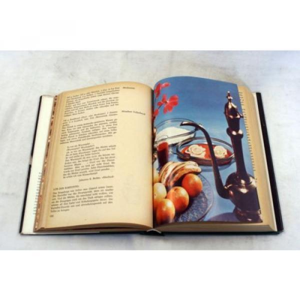 LINDE / KNOBLOCH Guten Appetit - Eine Weltreise mit Messer & Gabel   Kochbuch #6 image
