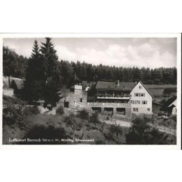 40759611 Berneck Altensteig Berneck Altensteig Kurhaus Linde * Altensteig #1 image