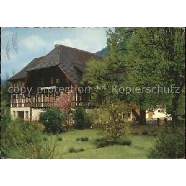 71604029 Gutachtal Schwarzwaldbahn Gasthof Pension Linde Gutach #1 image
