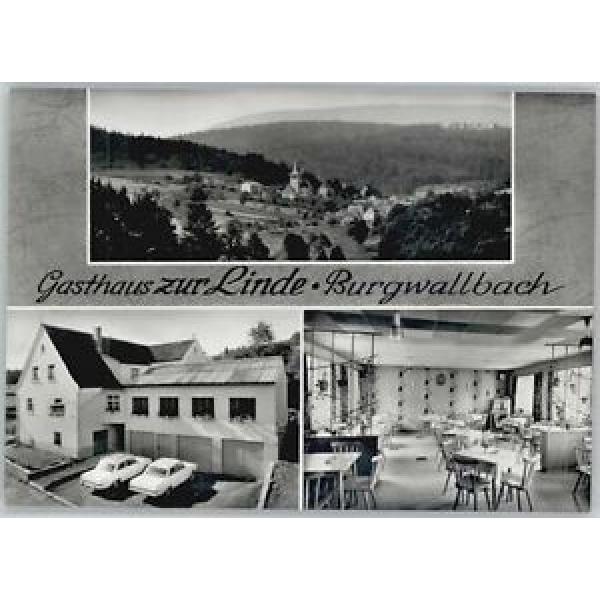 40640650 Burgwallbach Burgwallbach Gasthaus zur Linde * Schoenau a.d.Brend #1 image