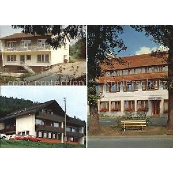 72426121 Glatten Freudenstadt Gasthof Zur Linde Gaestehaus und Haus am Walde Sch #1 image