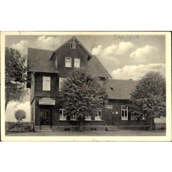 Ak Allendorf Stadtallendorf Hessen, Gasthof zur Linde - 1113554 #1 image