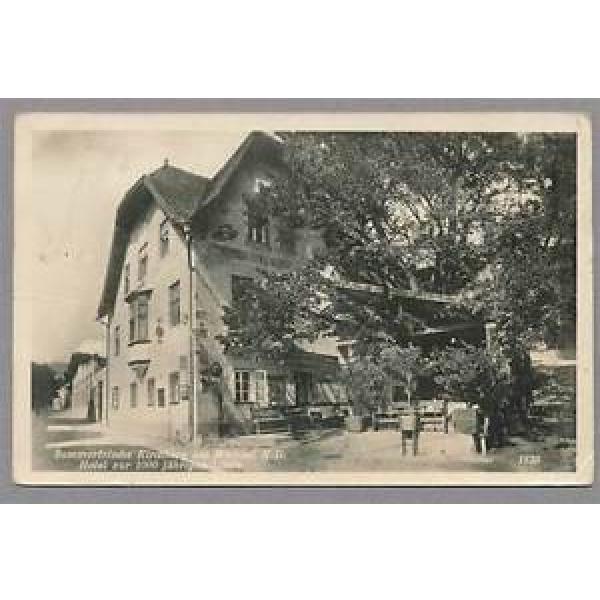 632048) AK Hotel zur 1000 jährigen Linde Kirchberg am Wechsel Niederösterreich #1 image