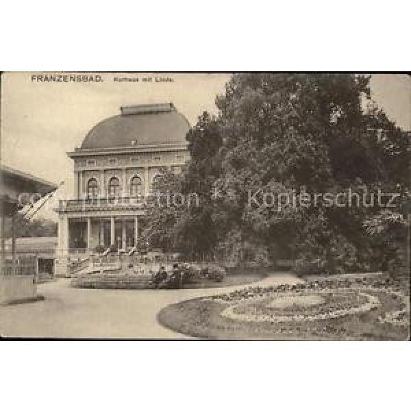 11602541 Franzensbad Boehmen Kurhaus Linde Frantiskovy Lazne #1 image
