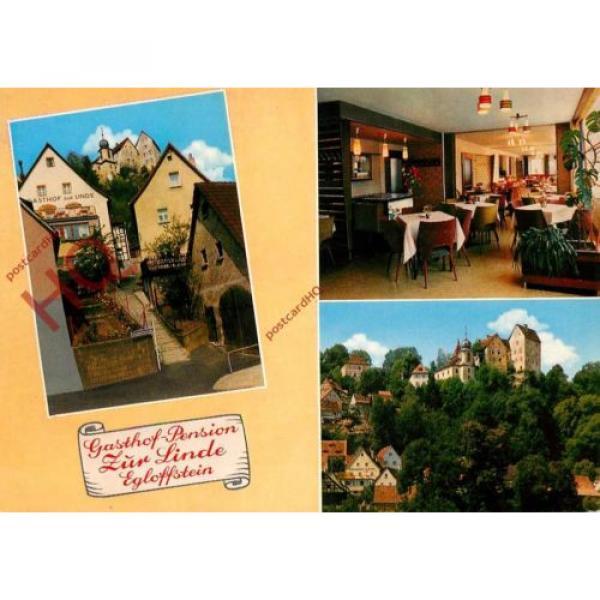 Postcard--Egloffstein, Gasthof-Pension 'Zur Linde' #1 image