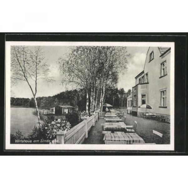 schöne AK Linde, Wirtshaus am Linde-See #1 image
