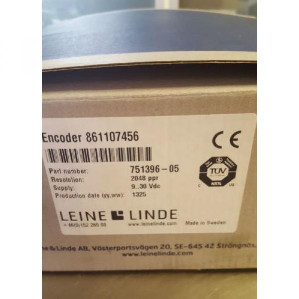 Leine Linde Encoder 861107456 751396-05 2048ppr 9..30Vdc #2 image