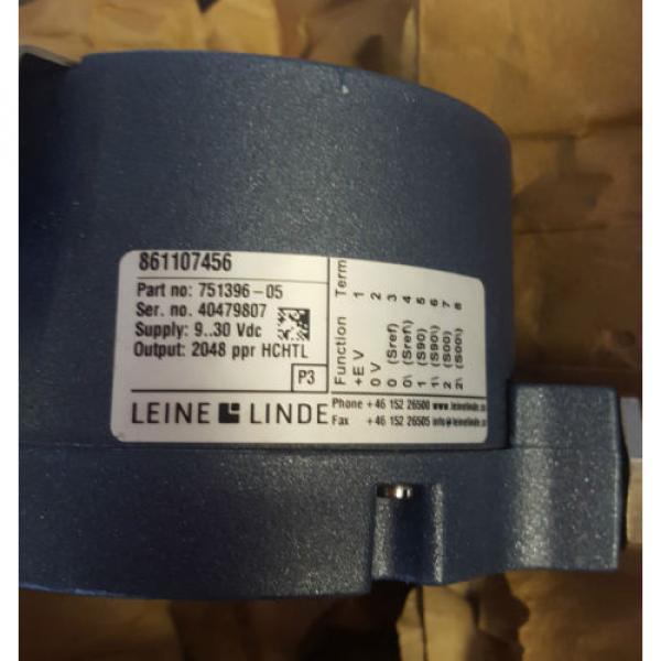 Leine Linde Encoder 861107456 751396-05 2048ppr 9..30Vdc #4 image