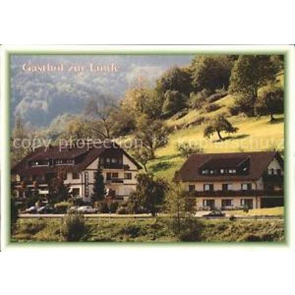 72325870 Biberach Baden Gasthof Linde Biberach Kinzigtal #1 image