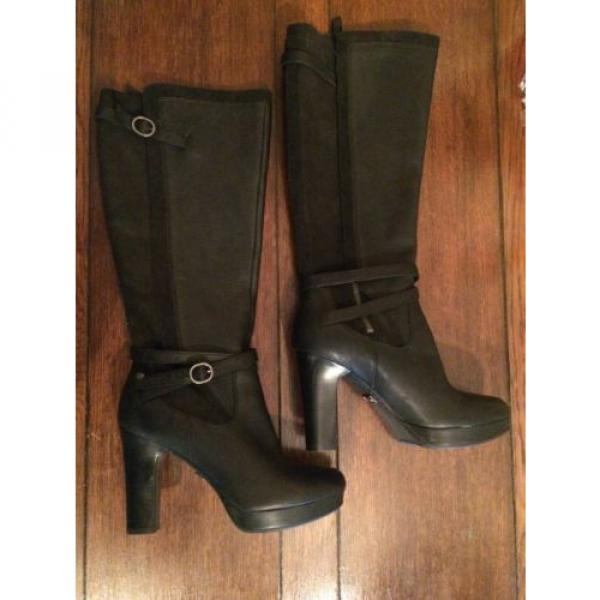 Womens UGG Boots - W Linde Black #1 image