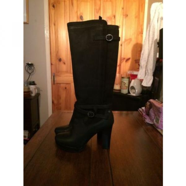 Womens UGG Boots - W Linde Black #5 image