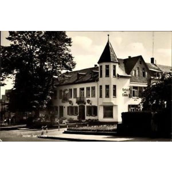 Ak Rengsdorf in Rheinland Pfalz, Hotel Zur Linde, Besitzer W. Belker - 1486612 #1 image