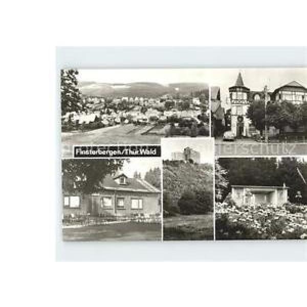 71964647 Finsterbergen Volkshaus Linde Gaststaette Schwimmbad Erholungsheim Wilh #1 image