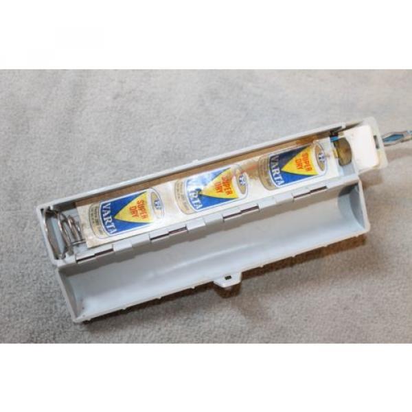 Antik Spielzeug Gama Gabelsrapler Typ H20 mit Kabelfernsteuerung 63022 Linde #2 image