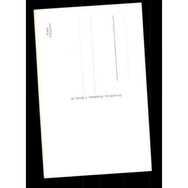 Petra v d Linde Autogrammkarte Original Signiert ## BC 14675 #2 image
