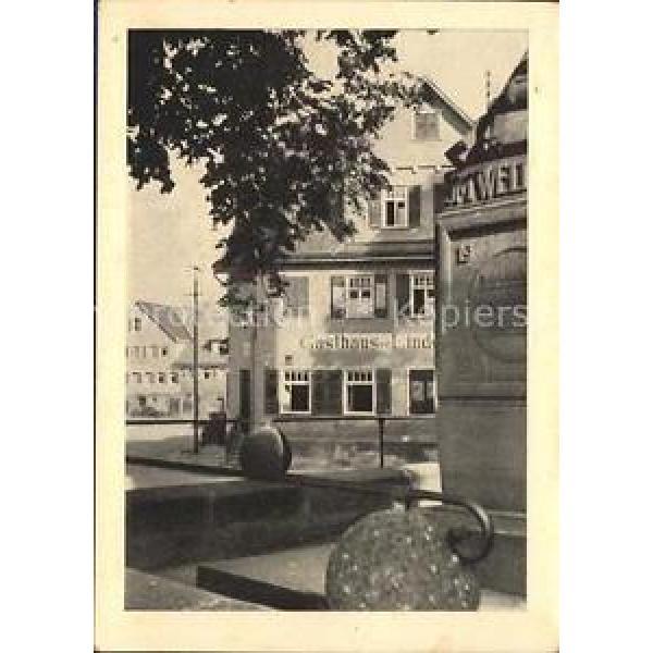 31727582 Wart Altensteig Gasthaus zur Linde Altensteig #1 image