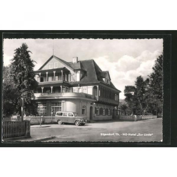 schöne AK Sitzendorf, HO-Hotel zur Linde #1 image