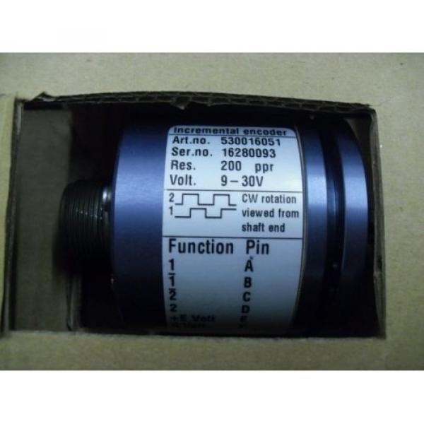 Encoder Leine & Linde 530016051-200 200PPR #2 image
