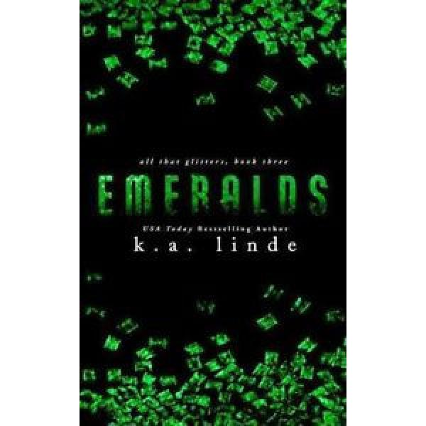 Emeralds by K.A. Linde Paperback Book (English) #1 image