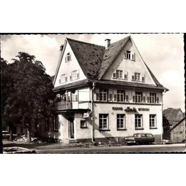 Ak Neuhausen im Enzkreis, Gasthof zur Linde, Inh. Leicht,... - 10118968 #1 image
