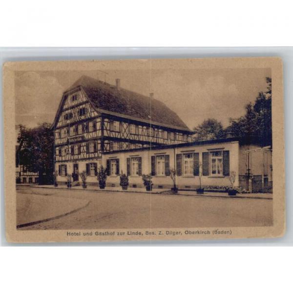 40712927 Oberkirch Baden Oberkirch Baden Hotel Gasthof Zur Linde x Oberkirch #1 image