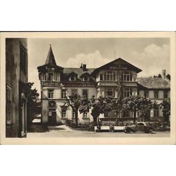 41246742 Finsterbergen Volkshaus Hotel Zur Linde Auto Finsterbergen Thueringer W #1 image