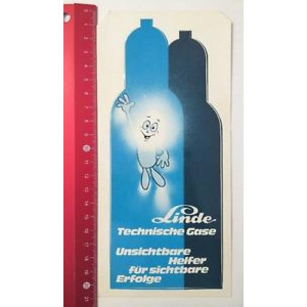 Aufkleber/Sticker: Linde - Technische Gase (120616135) #1 image