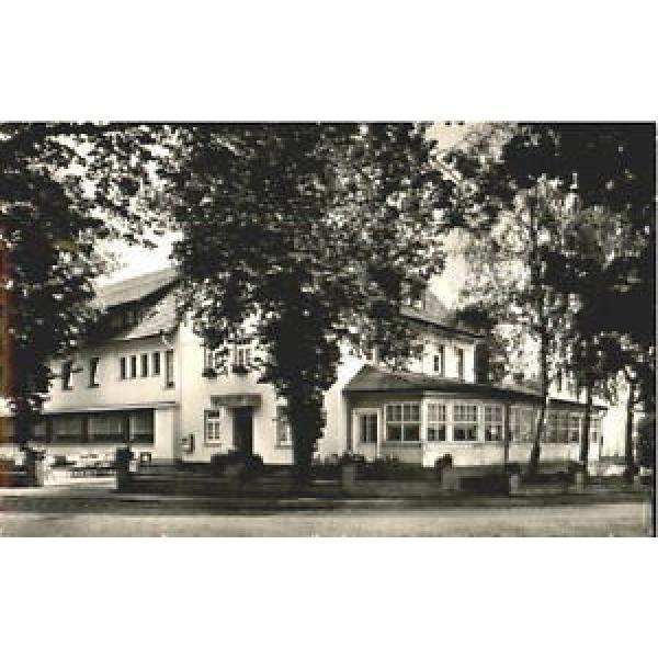 70107334 Neuhaus Solling Neuhaus Solling Hotel zur Linde x 1959 Holzminden #1 image