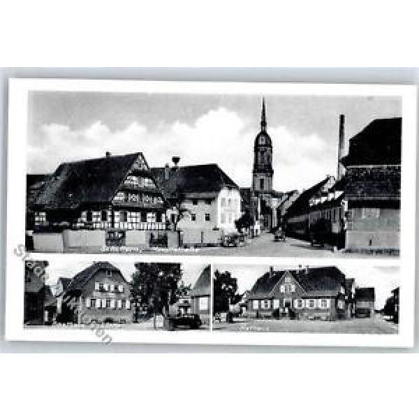51106537 - Schuttern , Baden Hauptstrasse, Gasthaus zur Linde, Rathaus, Kirche #1 image